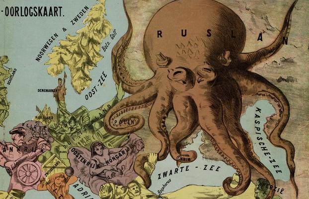 land octopus