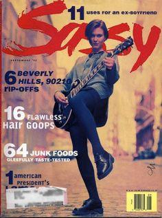 sassy cover guitar