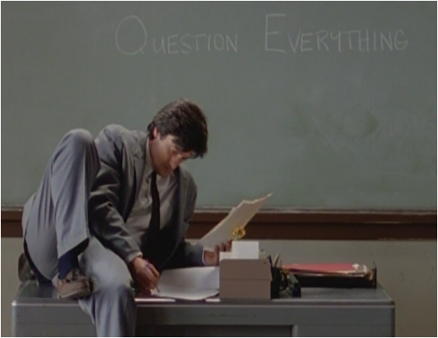 """Question Everything"""