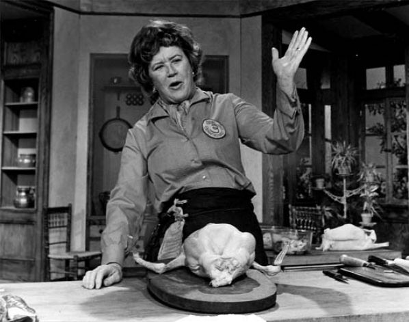 Julia Child: A World Famous French Chef used to be an agent for a Spy Agency?