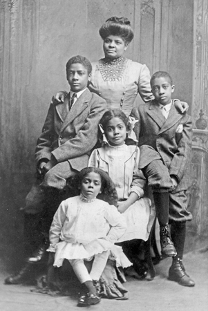 Ida B. Wells and Children