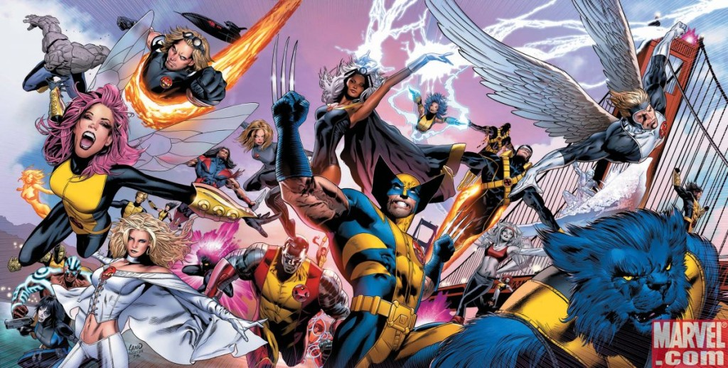 X-Men Move to San Francisco