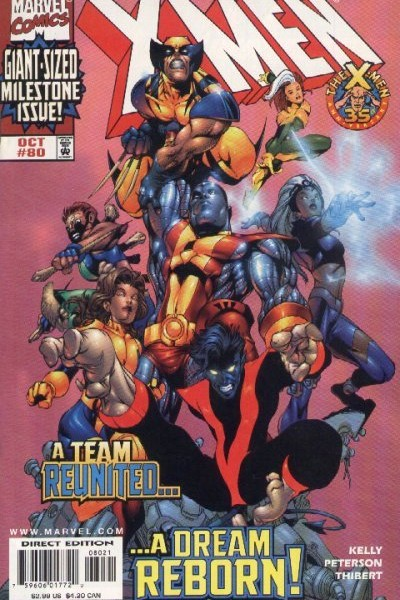 X-men #80
