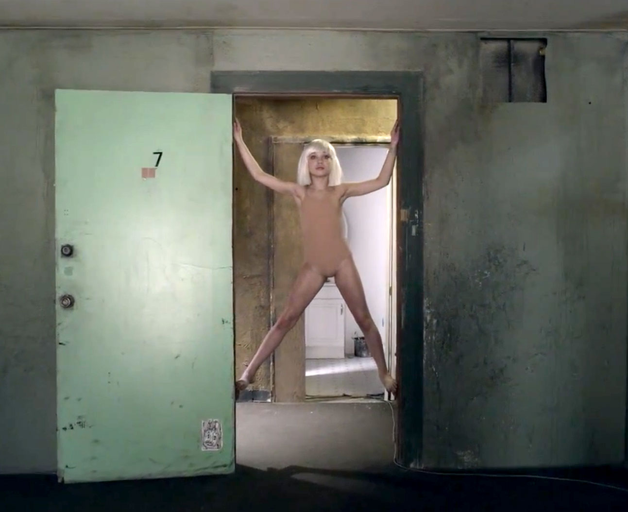 Getting us through dance church sia avidly sia chandelier 1 arubaitofo Image collections