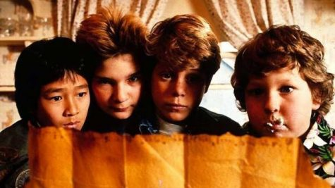 The Goonies, Museum Rejects